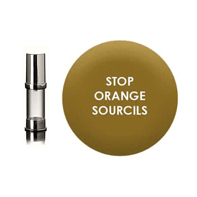 Pigment Stop Orange Sourcils