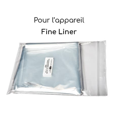 Gaine de protection pour appareil fine liner Perform'Art