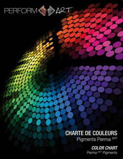 charte-de-couleur performart