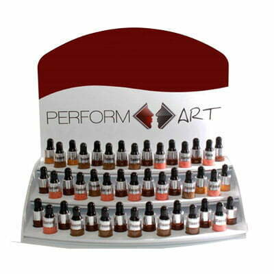 Perform'Art acrylic bottle display-1ml
