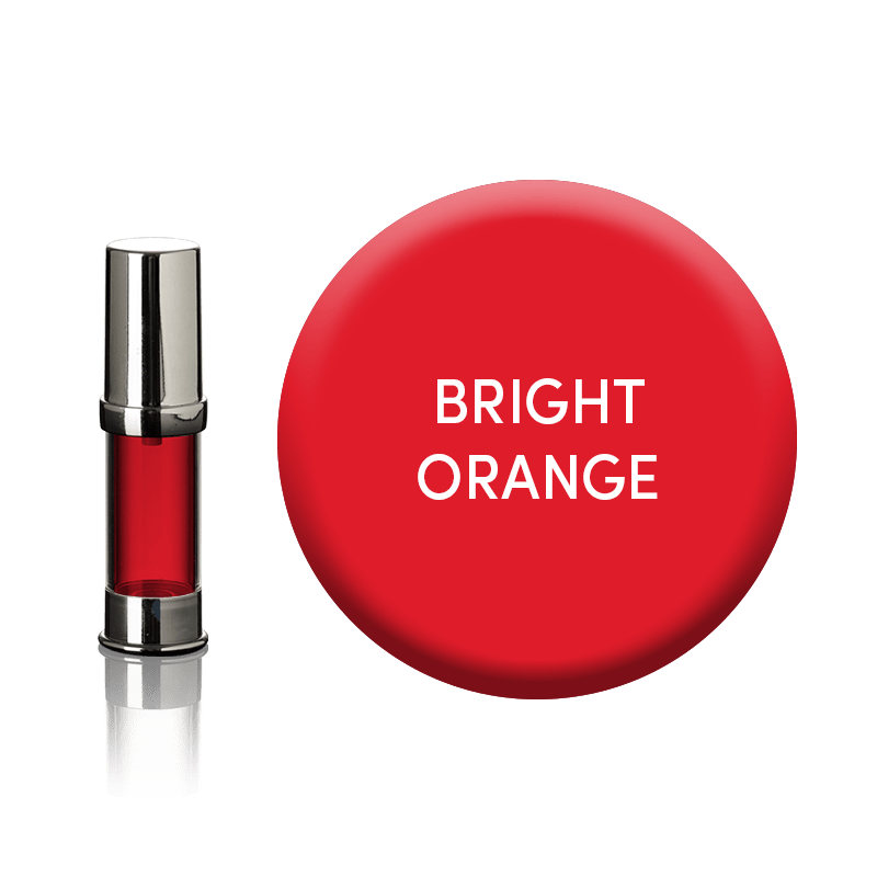 Perform'Art bright-orange lip pigment