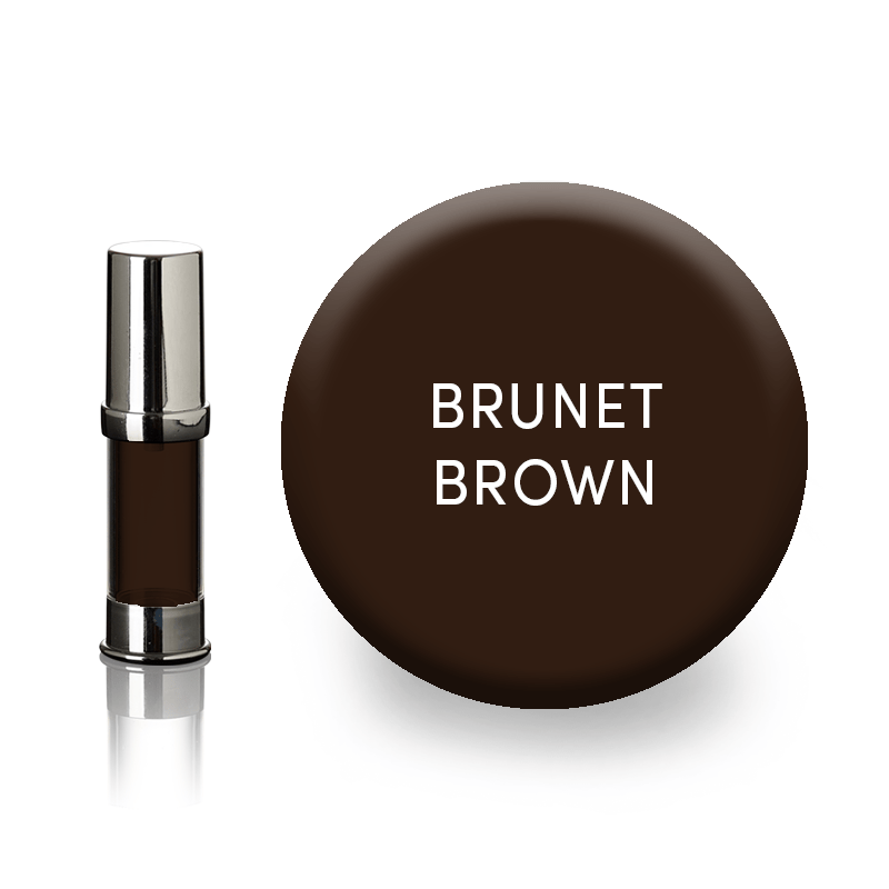 Brunet brown Perform'Art eyebrow pigment