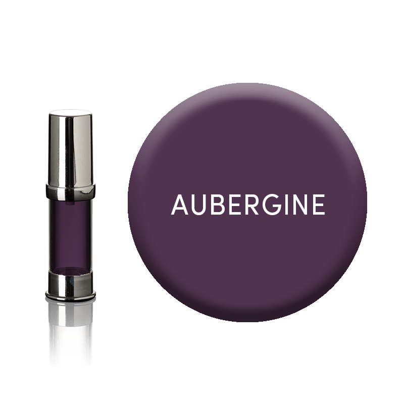 eye pigment aubergine permanent make-up