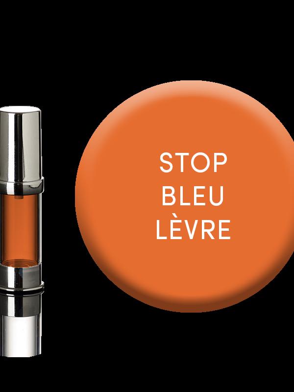 blue stop pigment