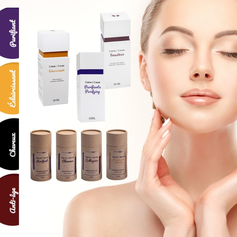 face care product lines