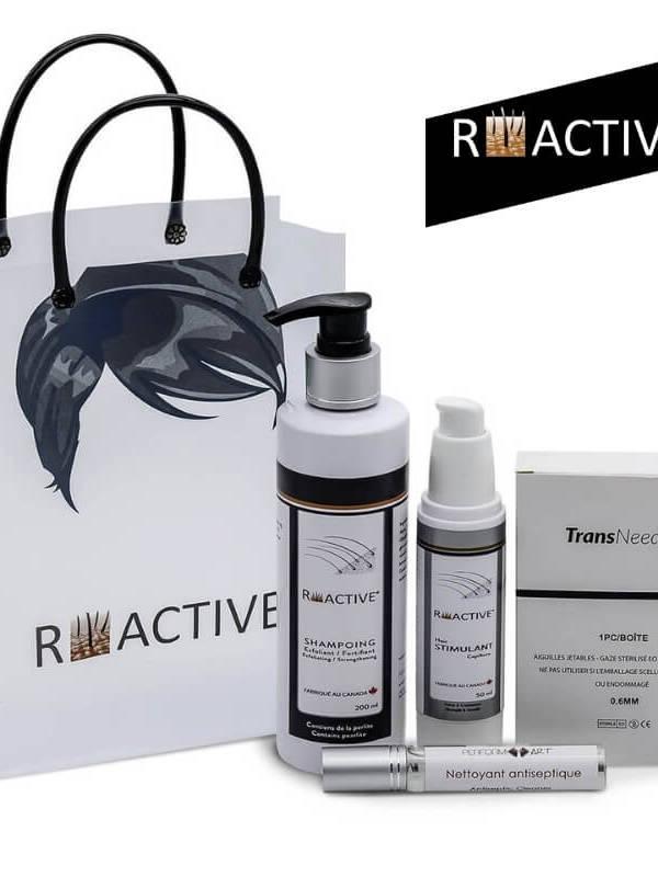Repousse-cheveux-kit