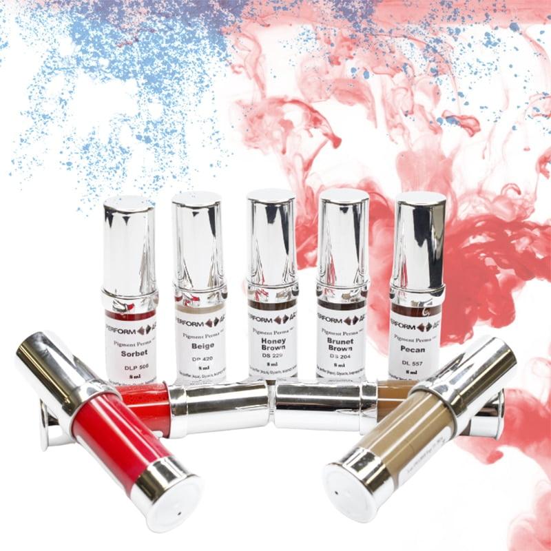 pigment-permanent make-up